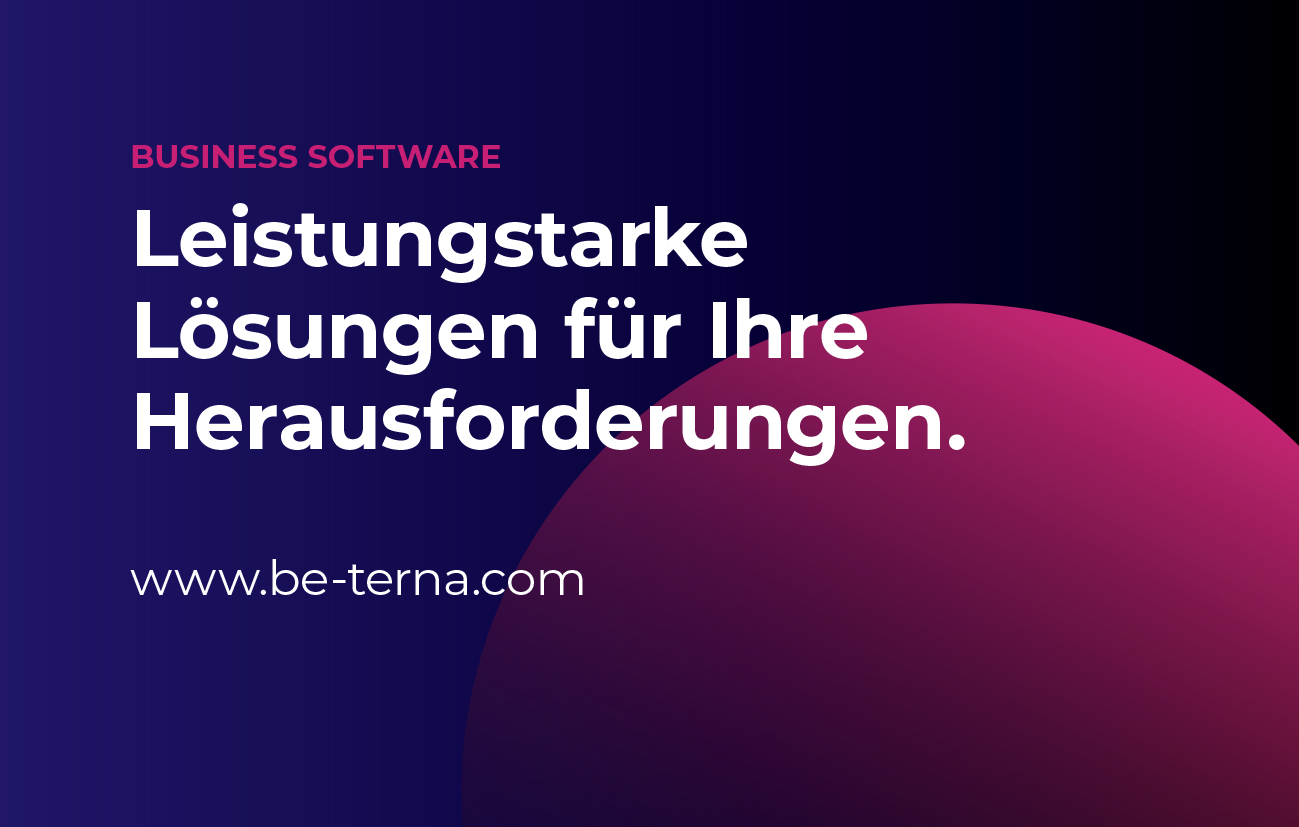 BE-terna Industry Solutions GmbH_bild_1